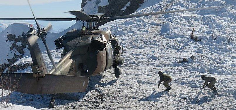 PKK'NIN SONUNU GETİREN OPERASYONLAR