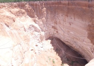 Konya'da korkutan olay! 50 metre derinliğinde...