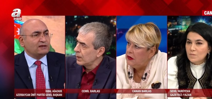 Karabağ'ın işgali nasıl başlatıldı? İgbal Ağazade A Haber'de açıkladı