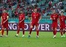 Türkiye EURO 2020ye veda etti