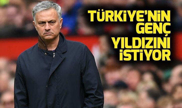 MOURİNHO'NUN GÖZÜ TÜRKİYE'DE