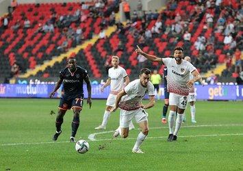 Gaziantep FK: 1 - Başakşehir: 0 MAÇ SONUCU | Gaziantep tarihe geçen golle güldü