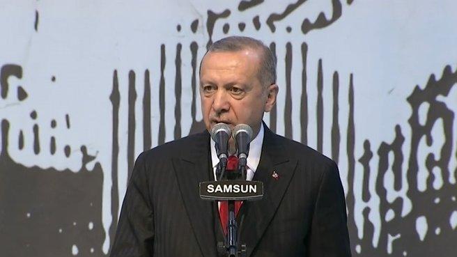 Bizim kızıl elmamız güçlü Türkiye'nin inşasıdır