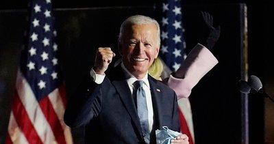 Son dakika: ABD Başkanı seçilen Joe Biden'dan ilk açıklama