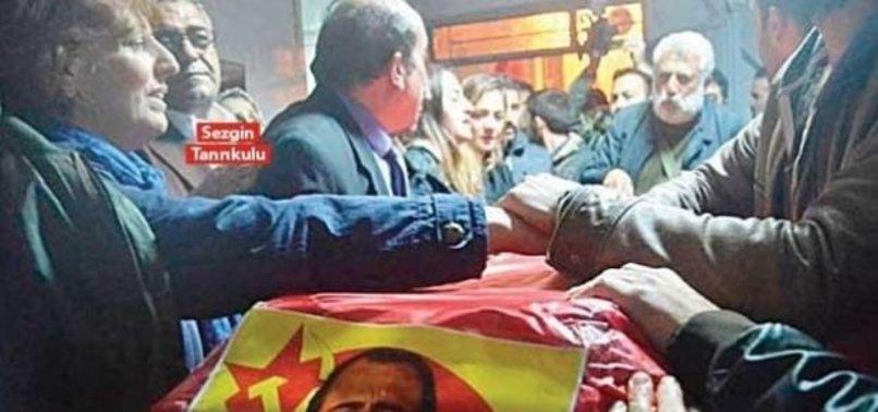 CHP'Lİ SEZGİN TANRIKULU YİNE PKK'NIN AVUKATLIĞINA SOYUNDU