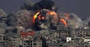BM ve ABden Gazze uyarısı: Devasa bir trajediye dönüşebilir