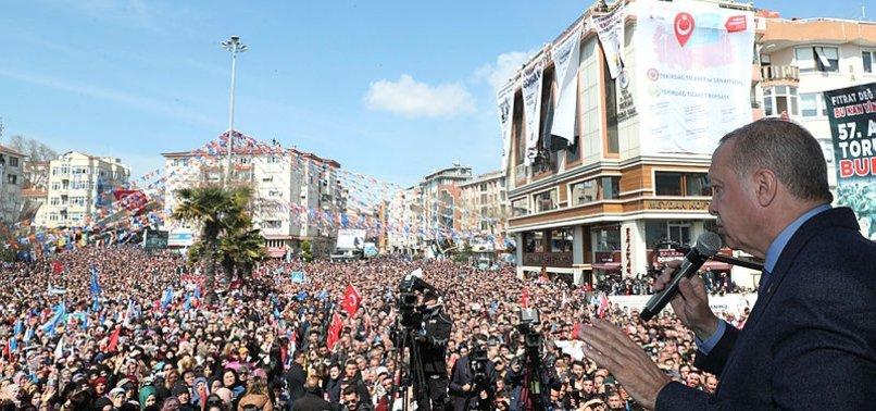 BAŞKAN ERDOĞAN'DAN KILIÇDAROĞLU'NA: TERBİYESİZ, ŞU HALE BAK...