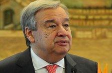 Guterres: Sınırların da ötesine geçer