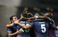 Beşiktaş, Real Madrid'i geride bıraktı