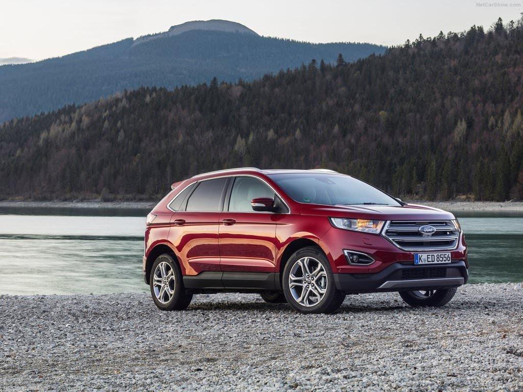 Ford Edge Fiyat Listesi 2017 >> 2017 Ford Edge - Galeri - A Haber