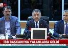 Başkan Yardımcısı Fuat Oktaydan İBB Başkanı Ekrem İmamoğluna tepki |Video