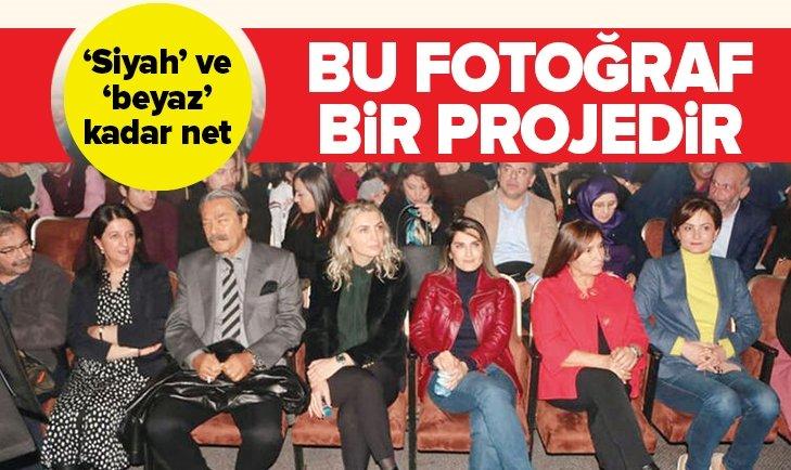 Nedim Şener: CHP ile HDP'nin Selahattin Demirtaş'ın tiyatrosunda buluşması bir projedir
