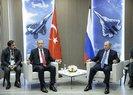 Son dakika: Başkan Erdoğan ile Putin arasındaki görüşme sona erdi