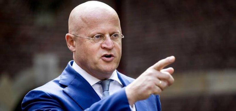 HOLLANDA'DAN FLAŞ TÜRKİYE AÇIKLAMASI