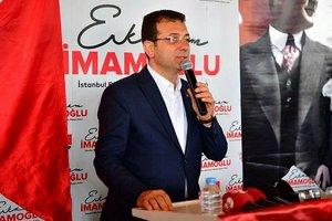 Ekrem İmamoğlu: HDP'nin desteğini alıyorum