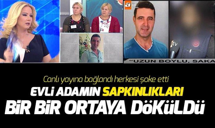 Müge Anlı'da bugün şok gelişme! Kayıp Murat Tekin'in erkek sevgilisi olduğu ortaya çıktı!