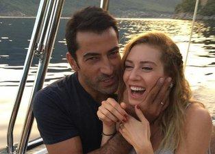 Kenan İmirzalıoğlu'nun eşi Sinem Kobal'a 1 milyonluk reklam teklifi!