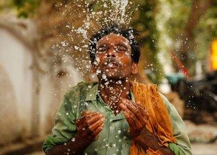 Hindistan'da sıcaklık 45 derece oldu! 78 kişi hayatını kaybetti...