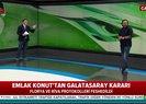 Son dakika: Galatasaray'da deprem!  Emlak Konut yapılan protokolleri feshetti |Video