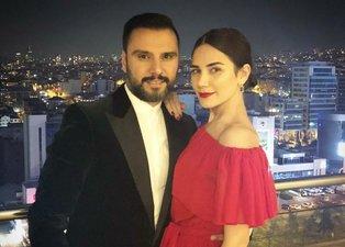 Buse Varol ile evli olan Alişan'dan imalı paylaşım