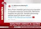 Savunma Bakanlığı'ndan 'Barış Pınarı' duyurusu: Belirlenen hedefler ele geçirildi  Video