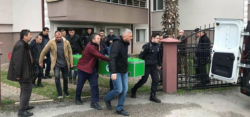 POLİS MEMURU EVİNDE ÖLÜ BULUNDU