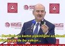 İçişleri Bakanı Soylu açıkladı! Yeni kimlik kartları ehliyet yerine geçecek