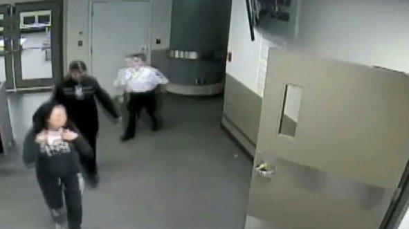Olay olmuştu! Tutuklanma görüntüleri yayınlandı