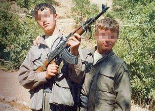 PKK'nın karanlık yüzü! Çocukları tehdit ve zorla dağa kaçırmışlar...