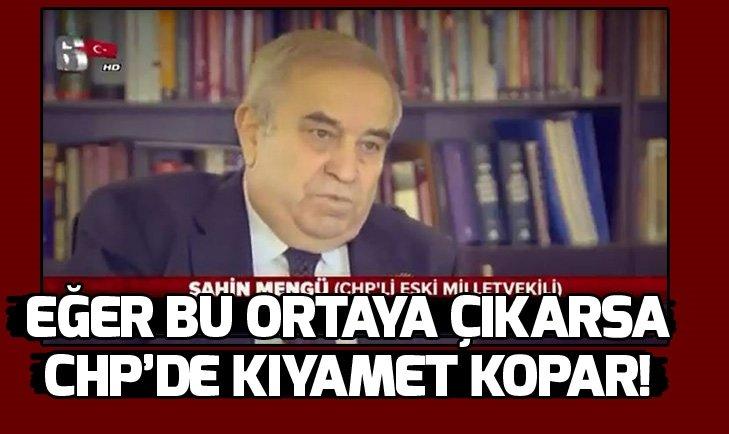 'CHP'nin dış odaklardan emir aldığı ortaya çıkarsa...'
