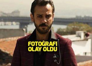 Çukur dizisinin yıldızı Erkan Kolçak Köstendil'in bu fotoğrafları olay oldu