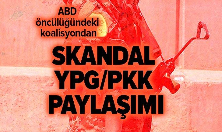 KOALİSYON SÖZCÜSÜNDEN SKANDAL YPG/PKK PAYLAŞIMI