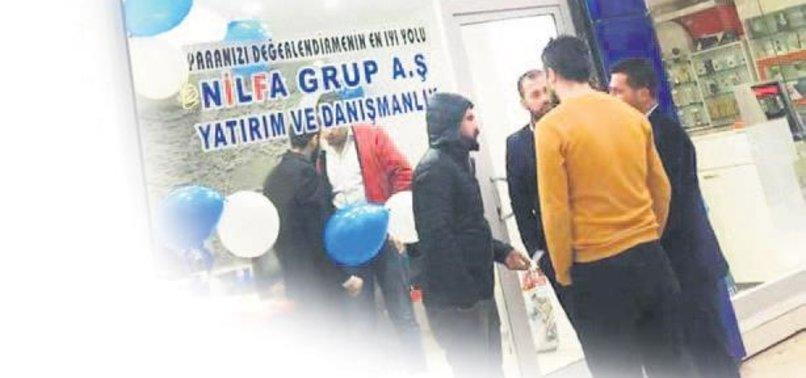SON TİTAN ZİNCİRİ GAZİANTEP'TEN ÇIKTI!