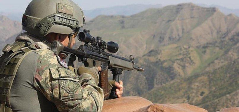 HAKKARİ'DE PKK'YA DARBE!