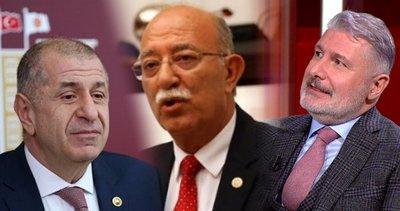İYİ Parti'de FETÖ kavgası büyüyor! Birbirlerini girdiler