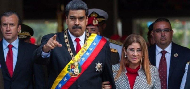 Böylesi romanlarda olur: ABD o iş karşılığında Maduro'nun eşinin önüne dünyaları serdi