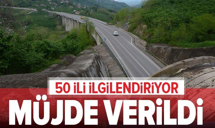 50 İLİ İLGİLENDİREN PROJEDE SONA DOĞRU
