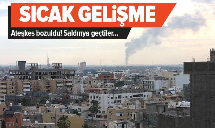 DARBECİ HAFTER ATEŞKESİ YİNE YOK SAYDI!
