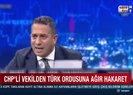 AK Parti Sözcüsü Çelikten CHPli Ali Mahir Başarıra sert tepki!