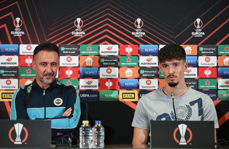 UEFA Avrupa Ligi'nde zorlu randevu! Vitor Pereira ve Fatih Terim son kararını verdi