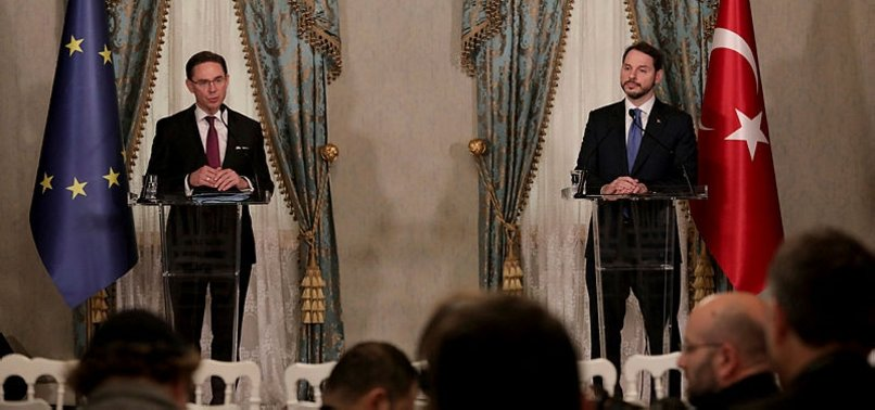 SON DAKİKA: BAKAN ALBAYRAK'TAN ENFLASYON AÇIKLAMASI