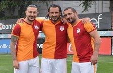 Galatasaray'ın eski yıldızı Amatör Lig'de...