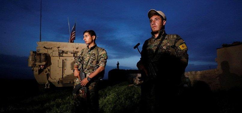 TERÖR ÖRGÜTÜ YPG'NİN 'ÇEKİLİYORUZ' OYUNU!