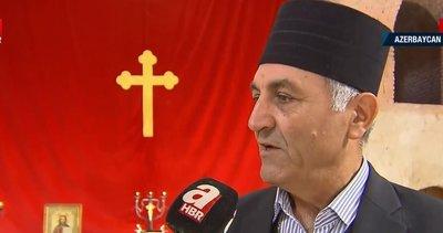 900 yıllık Meryem Ana Kilisesi'nde Ermenistan kınandı! 'Papaz'dan A Haber'e özel açıklamalar