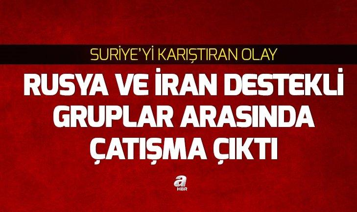 SURİYE'Yİ KARIŞTIRAN OLAY!