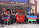 Azerbaycan'da Kelbecer halkının 27 yıllık hasreti bitti! O anları A Haber görüntüledi