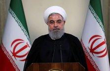 Ruhani'den Trump'a sert sözler: Aslanın kuyruğuyla oynama...