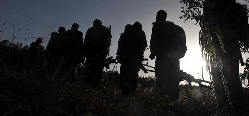 PKK MİLİTAN KADROSUNA PYD'DEN DESTEK ALMAYA BAŞLADI