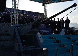 ASELSAN'dan Konya'ya dev yatırım! Silah sistemleri fabrikasının temeli atıldı