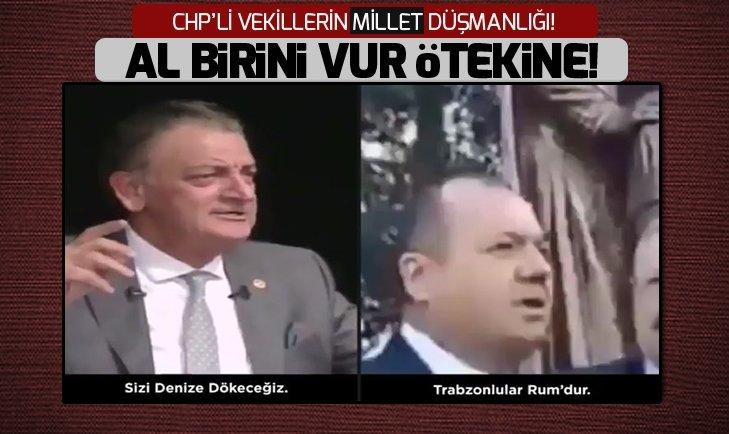 CHP'nin millet düşmanlığı bitmiyor!